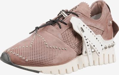 A.S.98 Sneaker in kastanienbraun, Produktansicht