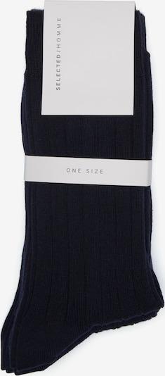 SELECTED HOMME Socken in navy, Produktansicht