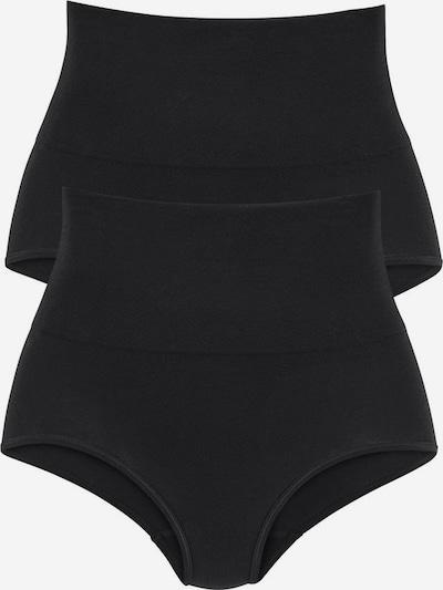 PETITE FLEUR Shaping slip in black, Item view