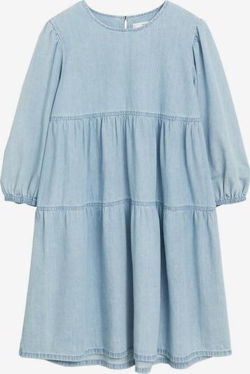 MANGO Sukienka 'Amaia' w kolorze jasnoniebieskim, Podgląd produktu