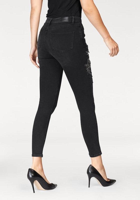 MELROSE Skinny-fit-Jeans