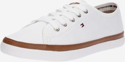 TOMMY HILFIGER Sneaker low 'Kesha' i hvid, Produktvisning