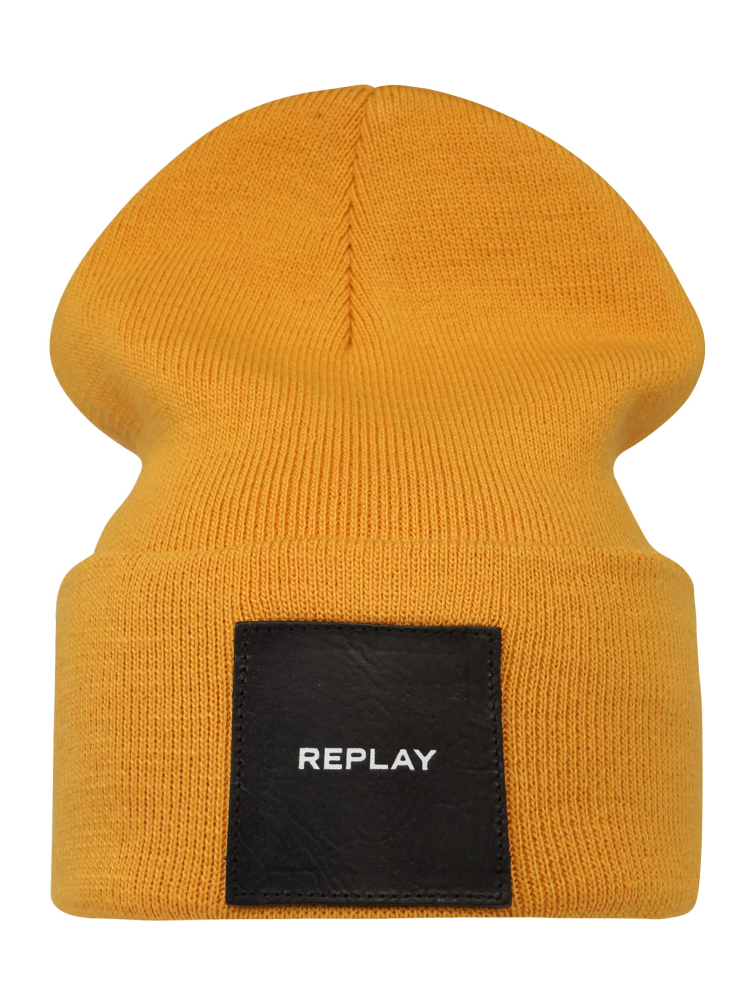 Mütze Replay Replay Gelb Replay Mütze Mütze In Replay Gelb In Gelb In sxrtQChd