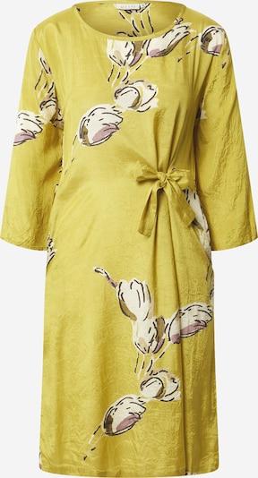Masai Kleid 'Nonie' in senf / mischfarben, Produktansicht