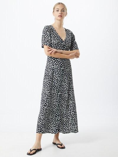 mbym Kleid 'Rossie' in mint / schwarz / weiß, Modelansicht