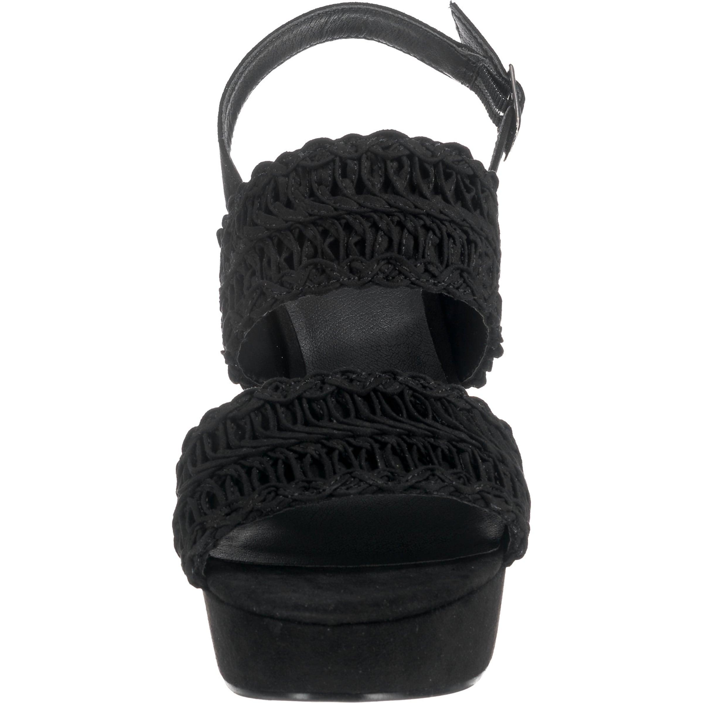 BULLBOXER Plateau-Sandaletten Perfekt Günstiger Preis Auslass Niedriger Preis Verkauf Genießen Günstig Kaufen Ebay 2rOOGfLahY