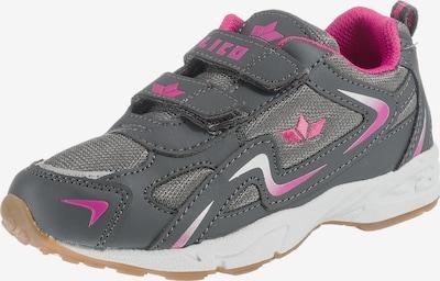 LICO Sportschuhe in grau / silbergrau / pink, Produktansicht