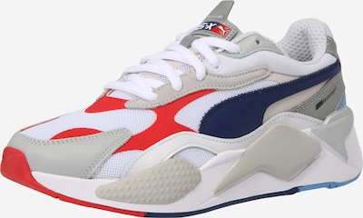 PUMA Sneakers laag 'BMW MMS RS-Cube' in de kleur Donkerblauw / Rood / Wit, Productweergave