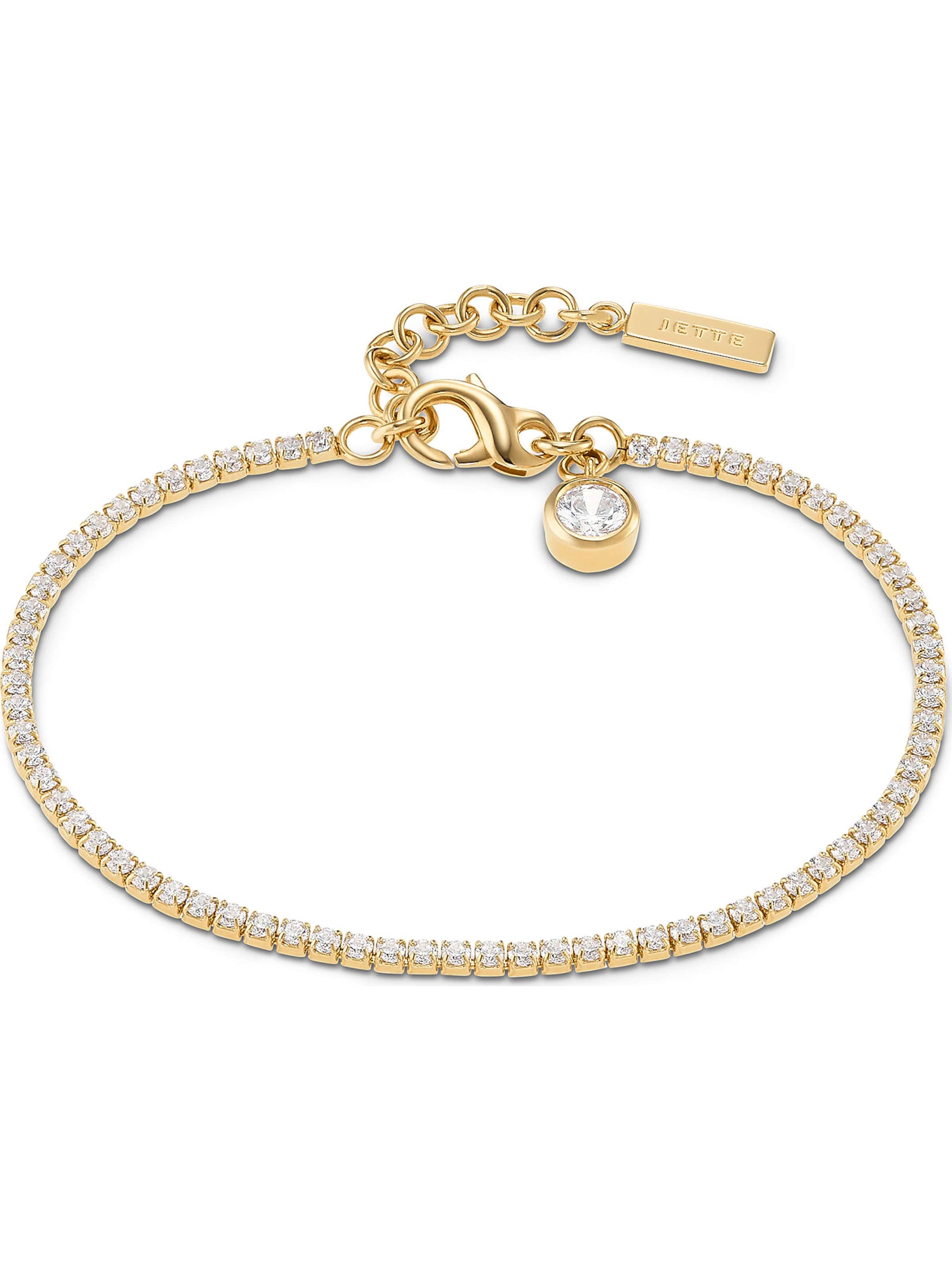 Armband In GoldTransparent Jette In GoldTransparent In Jette Armband Jette Armband Armband GoldTransparent Jette ULqzGSMVjp