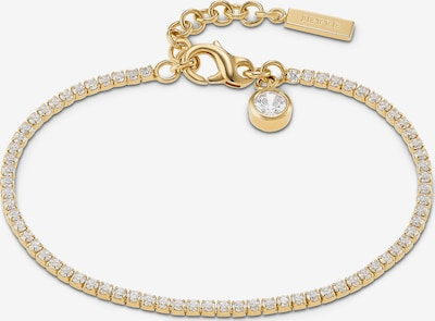 JETTE Armband in gold / transparent, Produktansicht