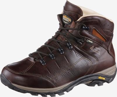 MEINDL Boots 'Tessin Identity' in de kleur Donkerbruin, Productweergave