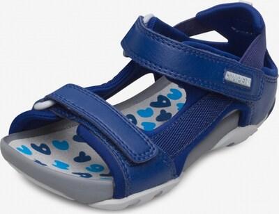CAMPER Sandalen ' Wous ' in blau, Produktansicht