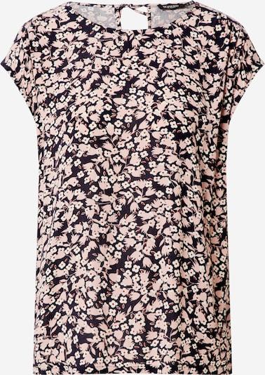 SOAKED IN LUXURY Shirt 'Zaya' in beige / pflaume / pastellpink / rot, Produktansicht