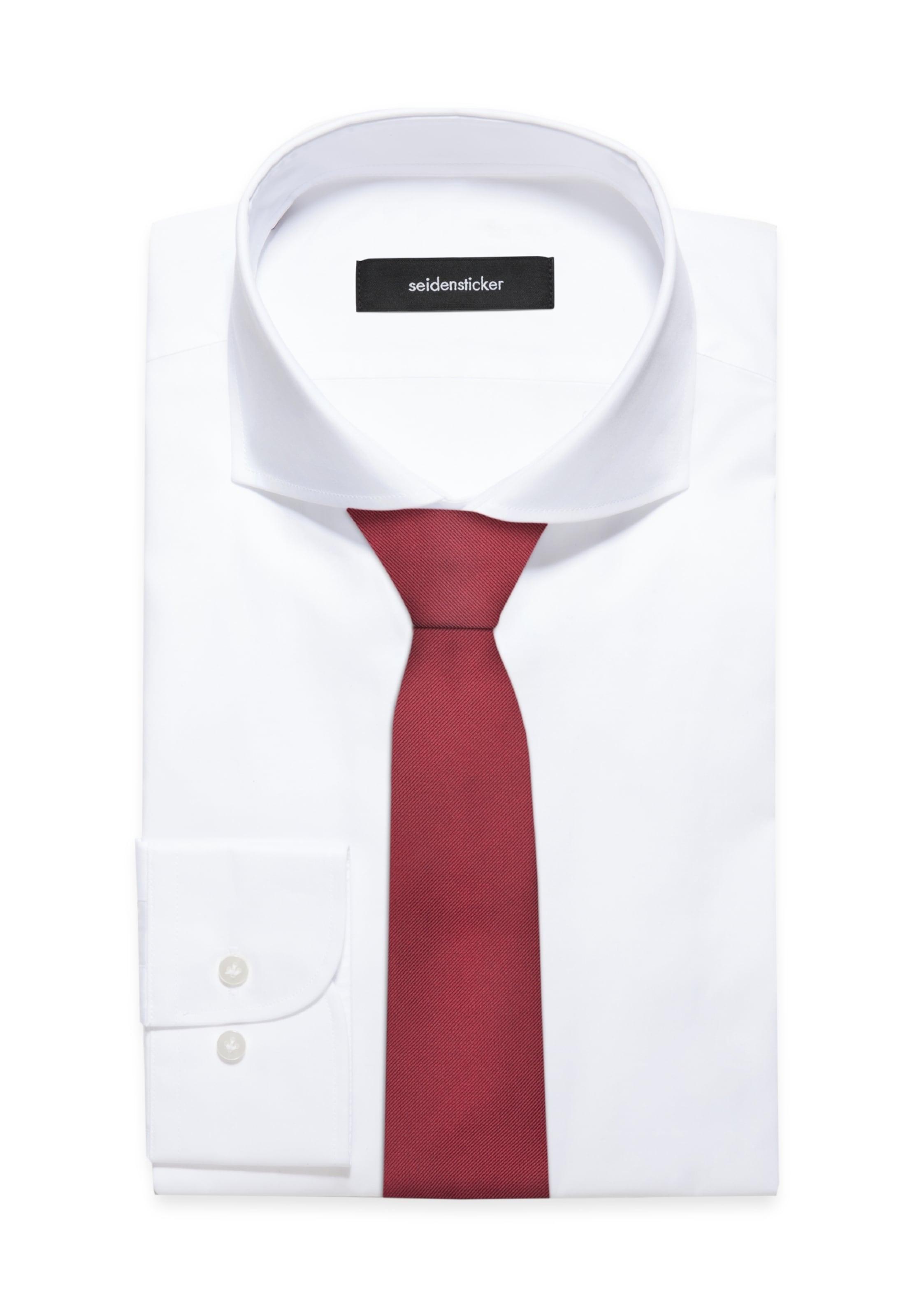 SEIDENSTICKER Krawatte ' Schwarze Rose ' Spielraum Schnelle Lieferung coZVAVPThL