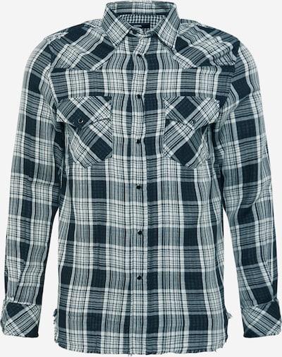 DIESEL Košile 'S-EAST' - šedá / černá / bílá, Produkt