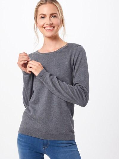 ESPRIT Pullover 'NOOS OCS Swtr' in dunkelgrau, Modelansicht