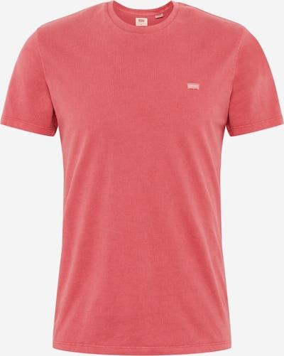 LEVI'S T-Shirt 'THE ORIGINAL TEE' in rot, Produktansicht