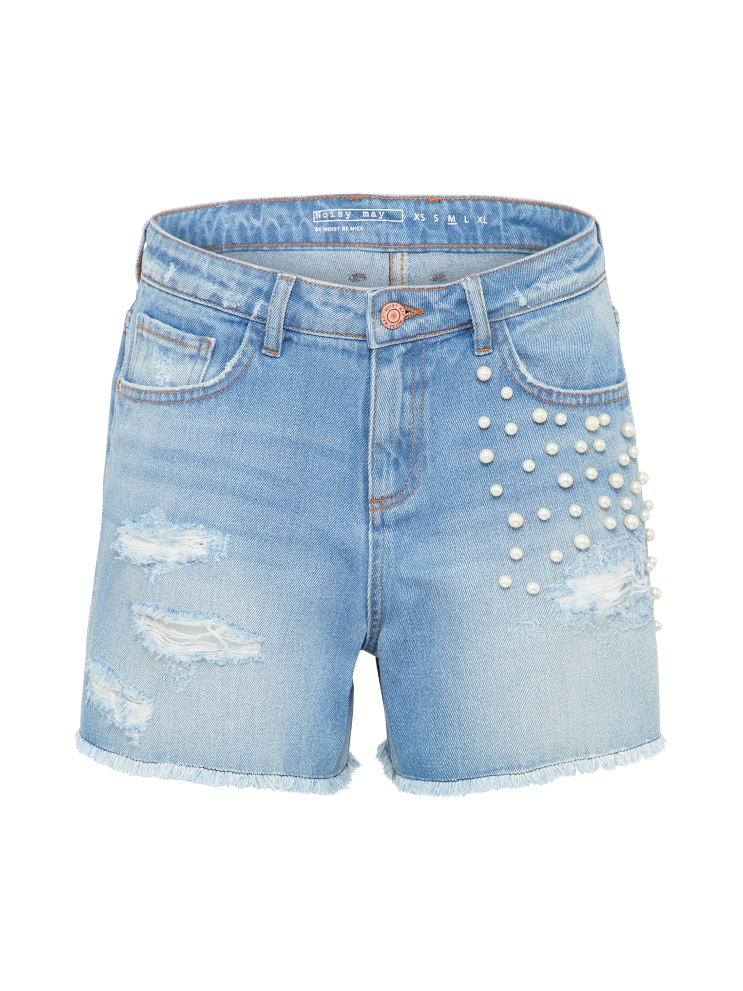 Jeansshorts In Liv' May Blue Noisy 'be Denim thrCsQdx
