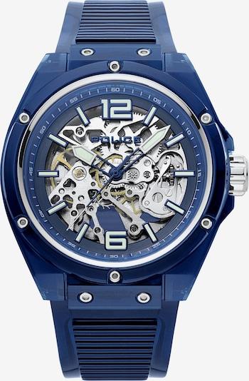 POLICE Uhr 'PL15924JPBL.48P' in saphir / weiß, Produktansicht