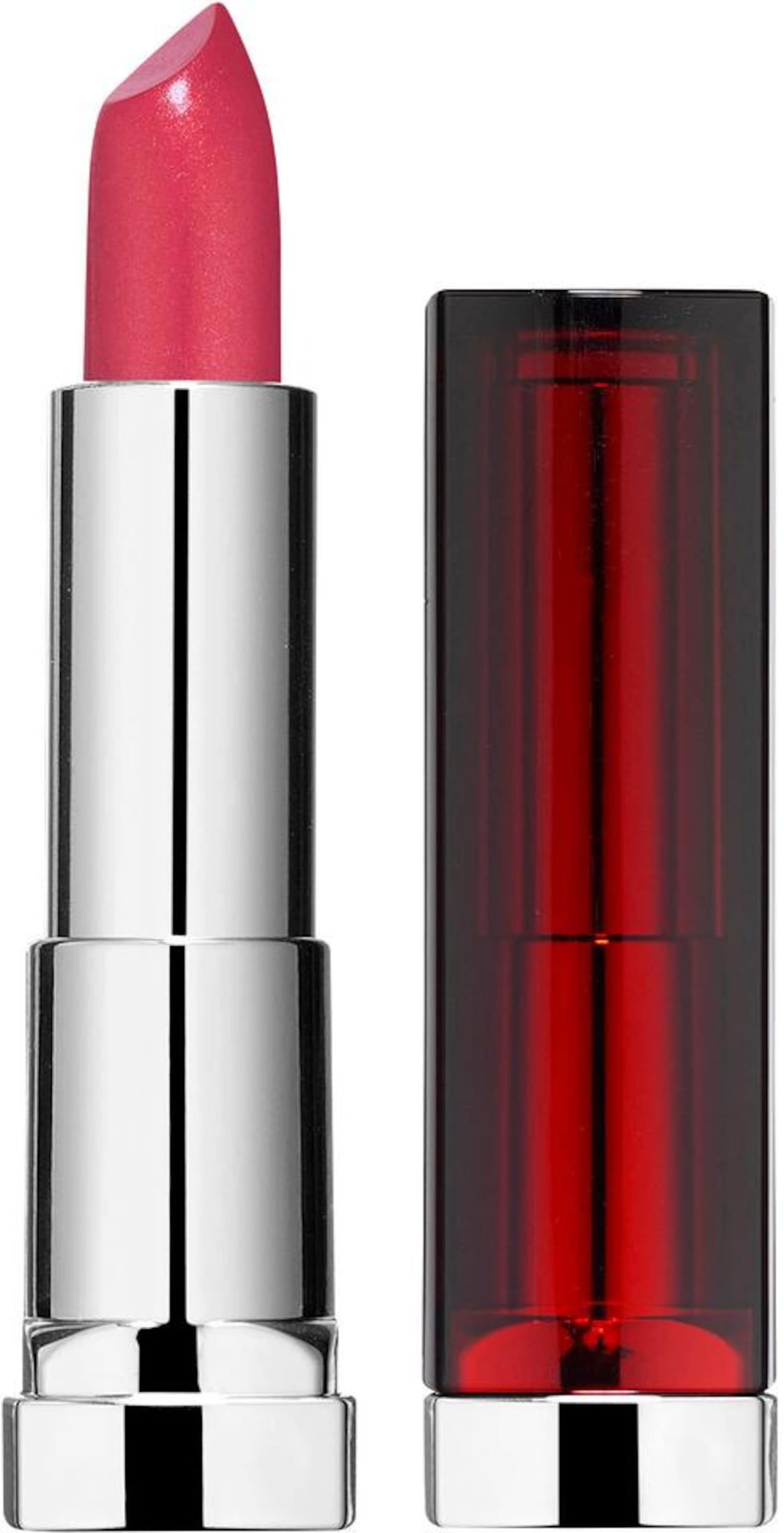 Blushed Sensational Pink Color Lippenstift In 'lippenstift York Maybelline New Nudes' bf7g6yvY