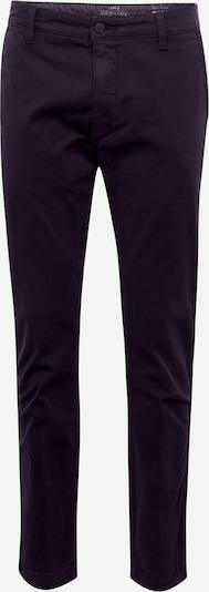 LEVI'S Pantalon chino 'STANDARDTAPERCHINOII' en noir, Vue avec produit