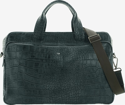 Braun Büffel Tasche 'Lisboa' in basaltgrau: Frontalansicht