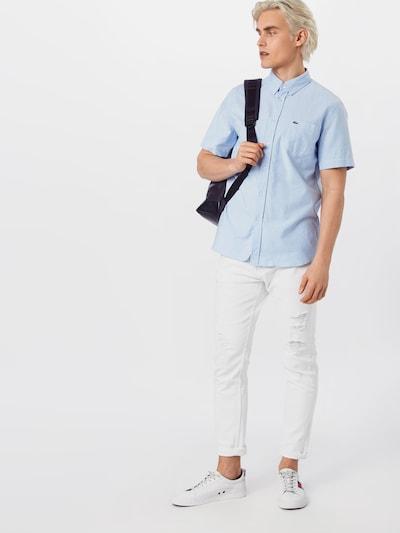 LACOSTE Košulja u plava: Prednji pogled