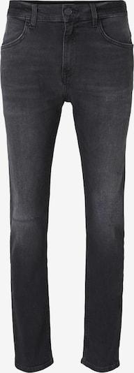 TOM TAILOR DENIM Jeanshosen Jeans Conroy Tapered in schwarz, Produktansicht