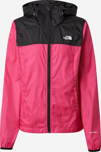 THE NORTH FACE Jacke in pink / schwarz, Produktansicht