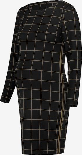 Supermom Kleid 'Black Check' in goldgelb / schwarz, Produktansicht