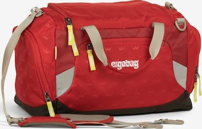 ergobag Reistas in de kleur Rood, Productweergave