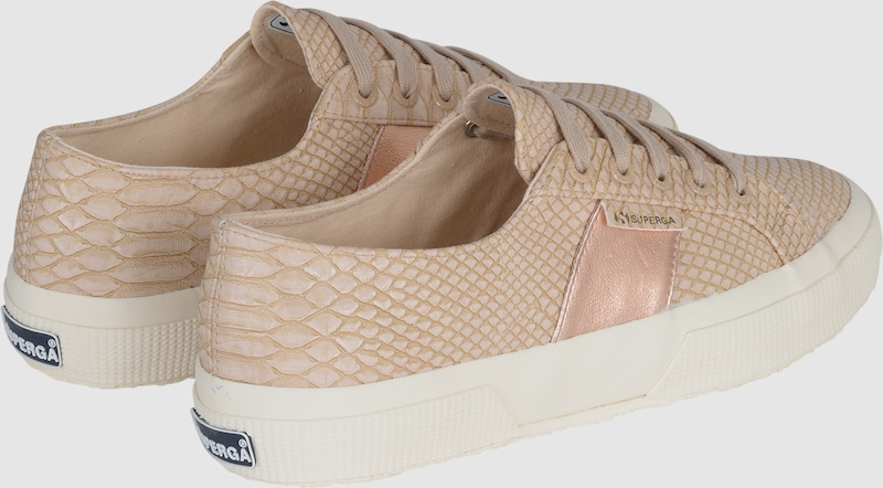 Superga Sneakers Pusnakew Mit Animal-optik