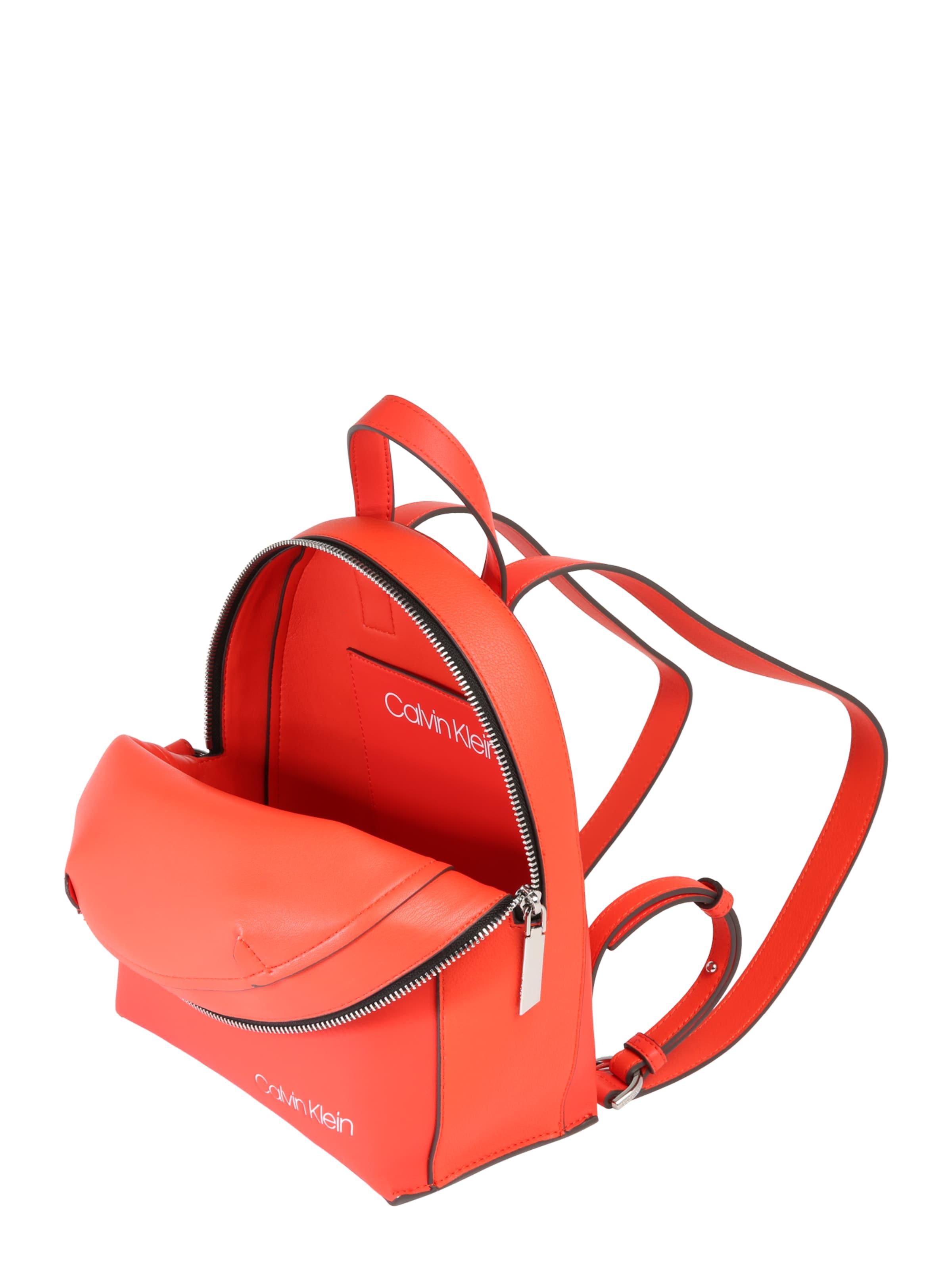 Orange In Backpack' Klein 'stride Rucksack Calvin Sml thsQrd