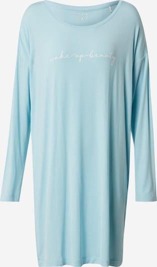 LASCANA Nachthemd 'Nightgown' in de kleur Azuur, Productweergave