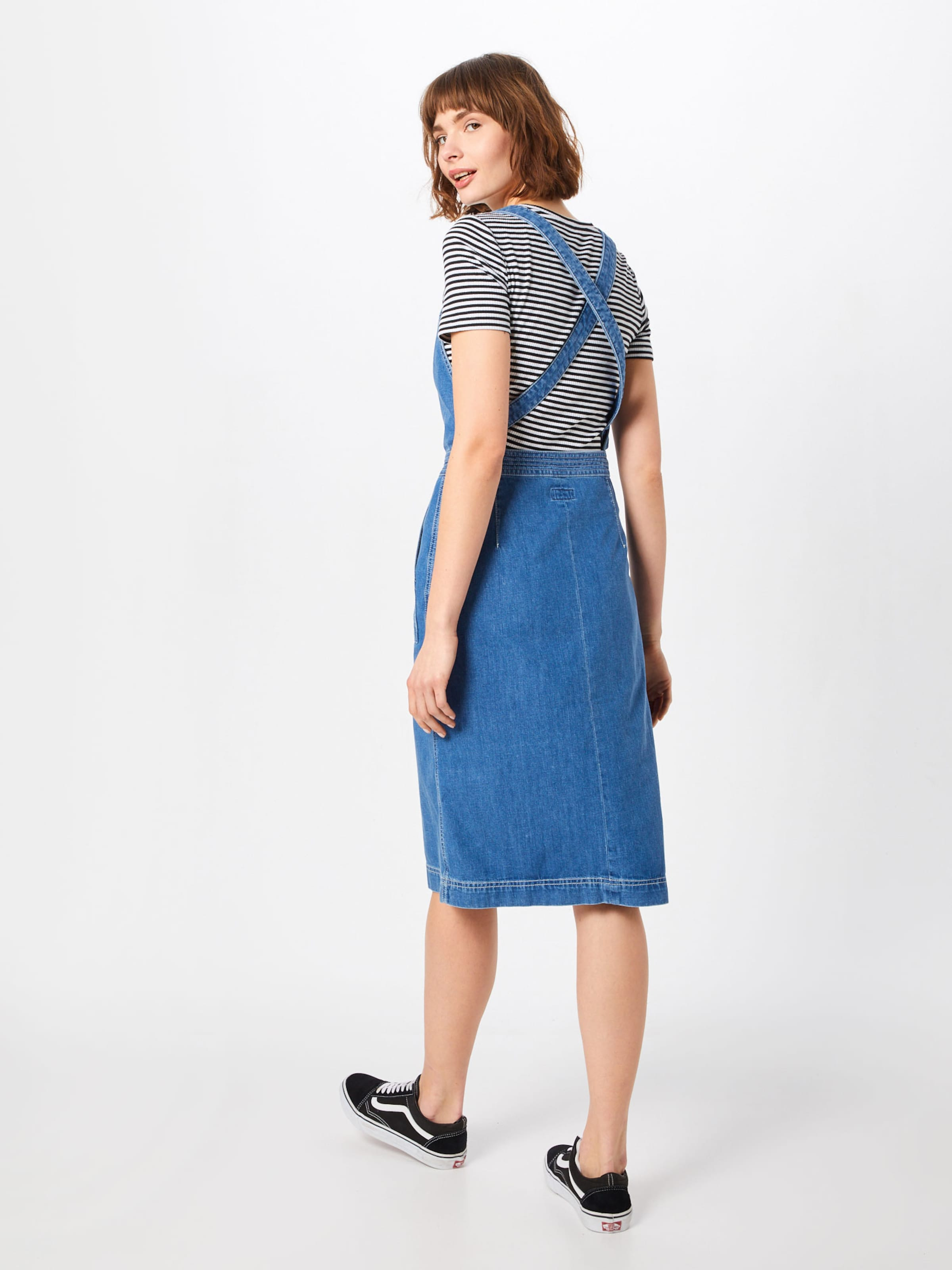 In Blue Pepe Jeans Kleid 'jenny' Denim WIHEbDYe29