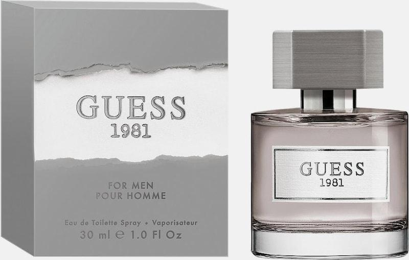GUESS '1981 For Men', Eau de Toilette
