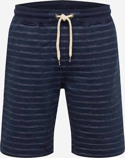 recolution Sweatshorts in navy / weiß, Produktansicht