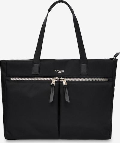 KNOMO Schultertasche 'Mayfair Cap' in schwarz, Produktansicht