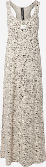 Vasarinė suknelė iš 10Days , spalva - smėlio / juoda / balta, Prekių apžvalga