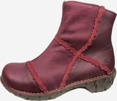 EL NATURALISTA Stiefel in burgunder, Produktansicht