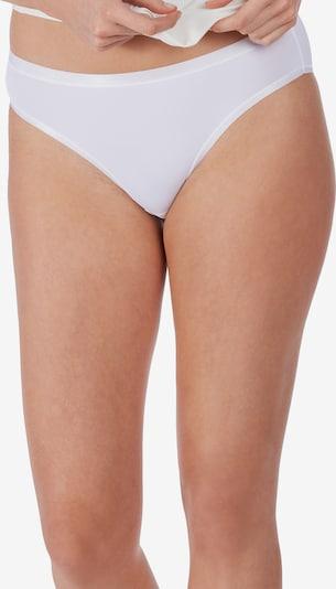 HUBER Taillen-Slip 'Be Mine' in weiß, Produktansicht
