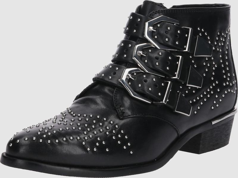 Vielzahl von mit StilenBRONX Stiefelette mit von Ziernietenauf den Verkauf e0aa3d