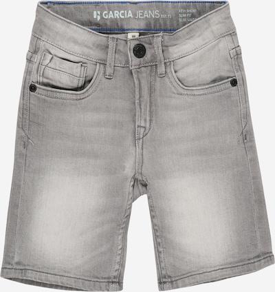 GARCIA Shorts in hellgrau, Produktansicht