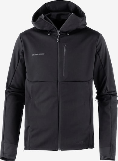MAMMUT Outdoorjacke 'Ultimate V' in schwarz, Produktansicht