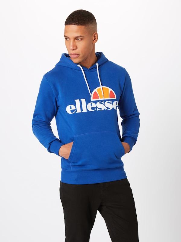 En shirt 'gottero' Ellesse Sweat Bleu lF1JKc