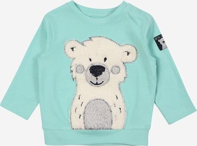 BLUE SEVEN Sweater majica u bež / pastelno plava, Pregled proizvoda
