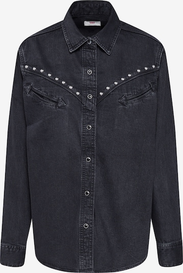 LEVI'S Blouse 'DORI' in de kleur Zwart, Productweergave