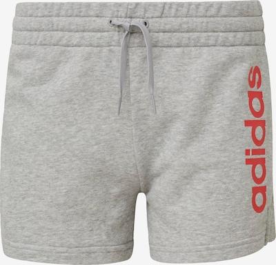 ADIDAS PERFORMANCE Sportbroek in de kleur Grijs, Productweergave