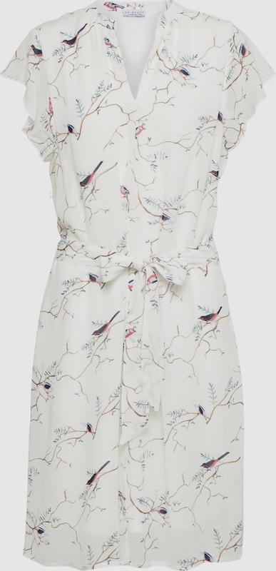 Re.draft Kleid in blau   weiß  Markenkleidung für Männer und Frauen