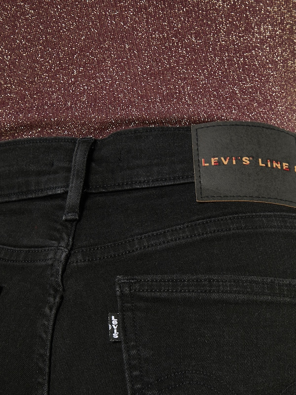 Levi's Denim Noir 8 En Jean Line nmwN80